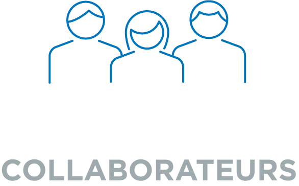 + 1 100 Collaborateurs